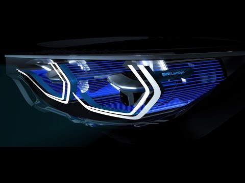 BMW M4 Concept Iconic Lights HD