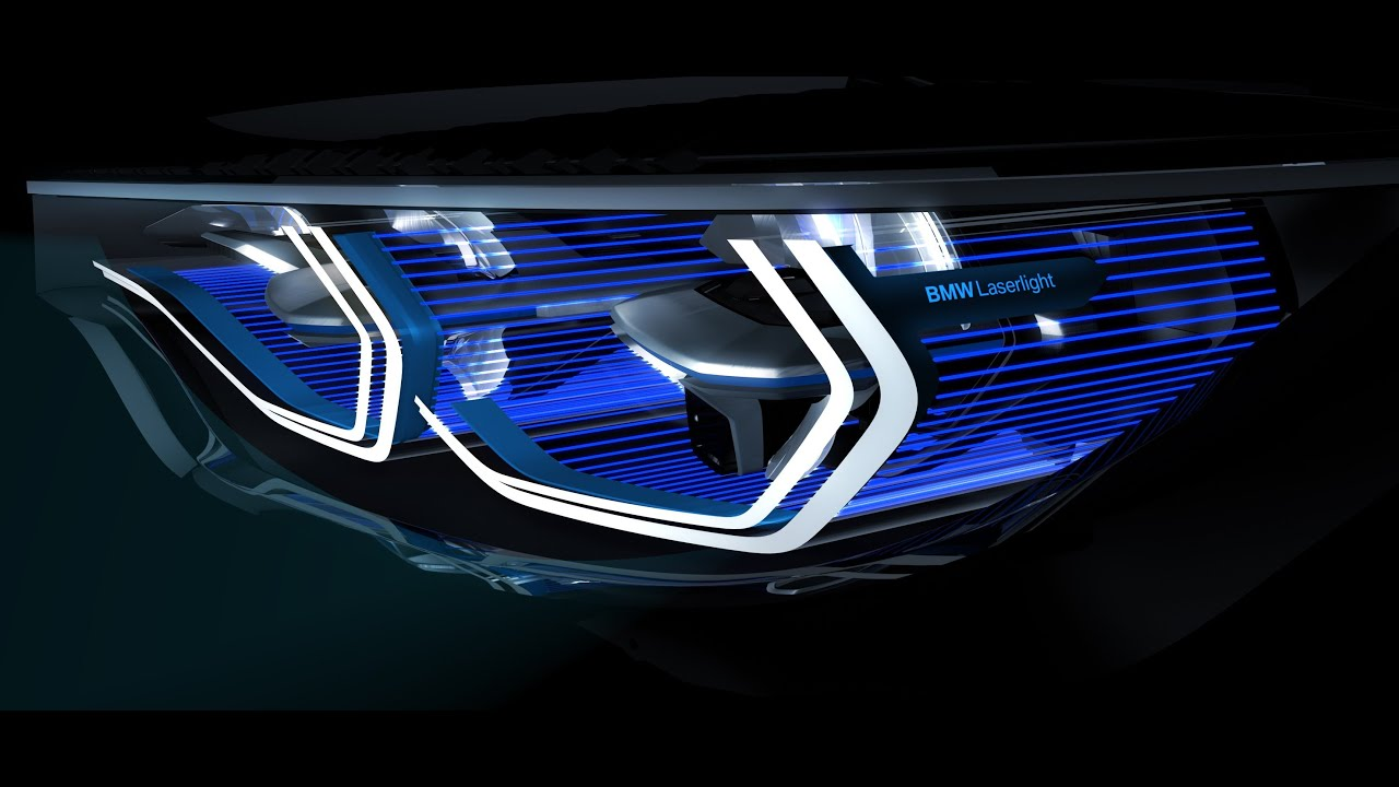 BMW M4 Concept Iconic Lights HD  YouTube