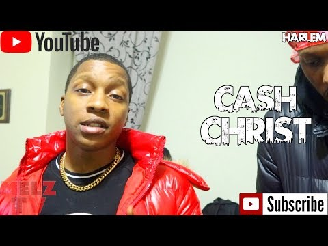 HARLEM Rapper CASH Christ Talks LOSING 30k , DAVE EAST & Says UP NEXT