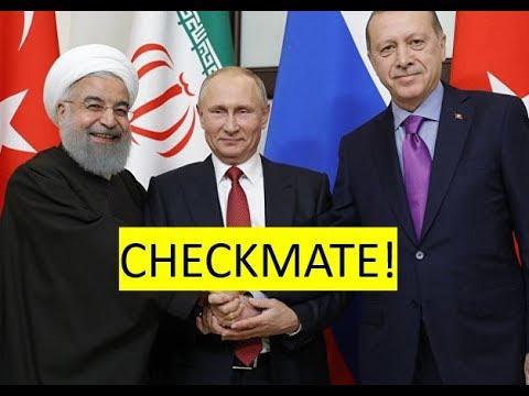 Download Youtube: USA who? Putin the Peacemaker strikes again