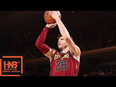 Cleveland Cavaliers vs Atlanta Hawks 1st Qtr Highlights / Week 9 / Dec 12