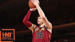 Cleveland Cavaliers vs Atlanta Hawks 1st Qtr Highlights / Week 9 / Dec 12