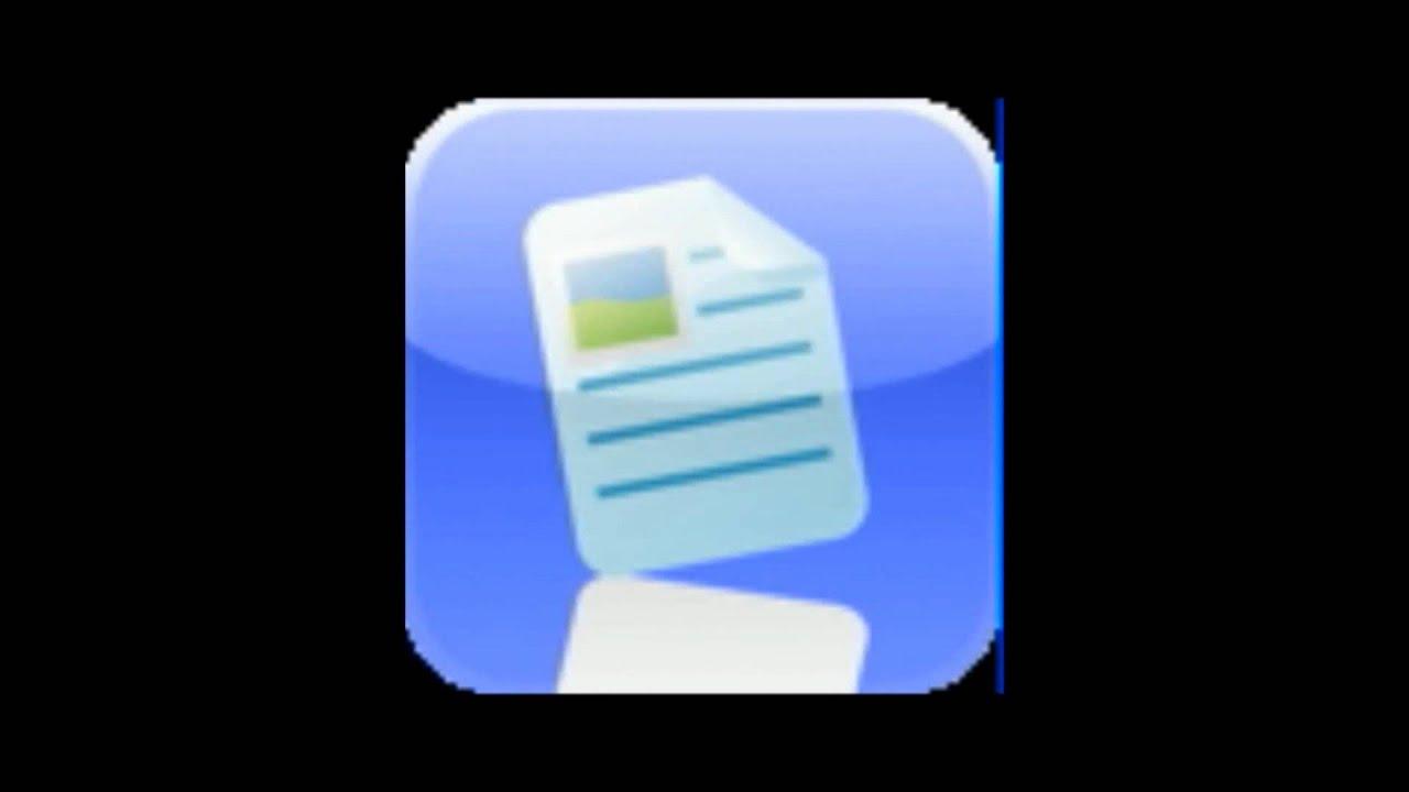 Traitement de texte sur iphone et ipad gratuit - YouTube