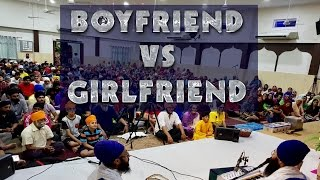 Download lagu BOYFRIEND vs GIRLFRIEND | Malaysia | 12/05/17