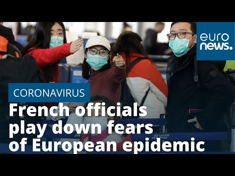 Coronavirus Outbreak: French Officials Play Down Fears Of European Epidemic