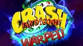 PSX Gameplays - Crash Bandicoot 3:Warped [HD]
