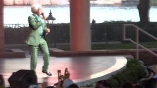 Billy Ocean-Nights(Feel Like Getting Down)-EPCOT-10/16/