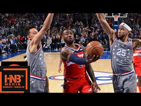 Philadelphia Sixers vs Washington Wizards Full Game Highlights | 11.30.2018, NBA Season