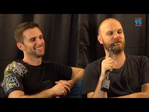 Guy Berryman and Will Champion on Class 95