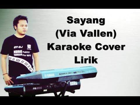 Sayang - Karaoke Via Vallen - Yamaha Psr s970