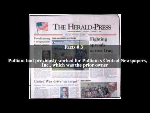 Huntington Herald-Press Top # 6 Facts