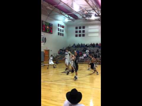 Top 2014-15 PG Brayden Greer at Vinton County, Ohio