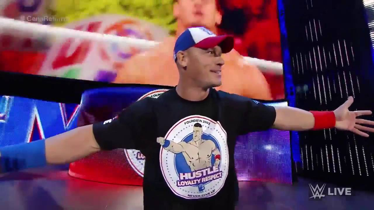 John Cena The Time is Now WWE Theme Song Download