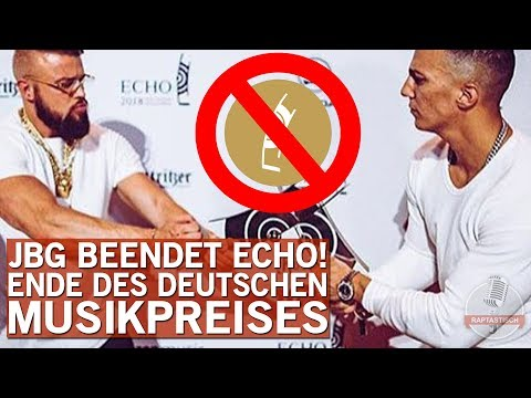 Wegen Kollegah und Farid – Der ECHO wird abgeschafft!