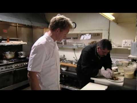 Nightmare with Chefs at Casa Roma  Ramsays Kitchen