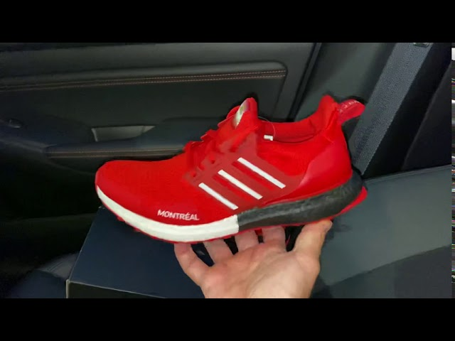 Adidas Ultraboost DNA Montreal Shoes - YouTube