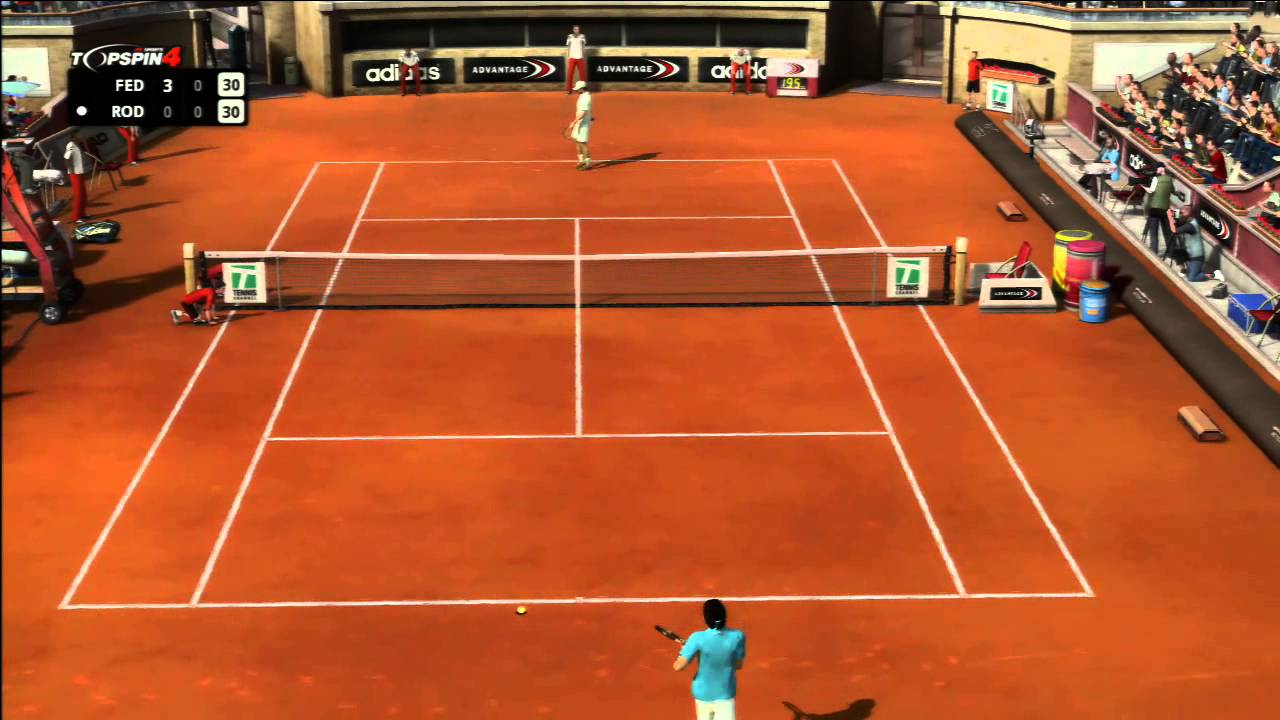 best tennis game for playstation 2