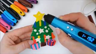 Christmas tree toy coloring, Plywood, do it yourself!!!