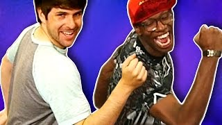 IAN AND ANTHONY LEARN TO DANCE