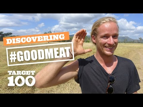 Bondi Harvest explores the Carbon Footprint of Aussie Beef | #GoodMeat