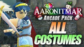 ALL SKINS in Aaronitmar Arcade Mod Pack v5