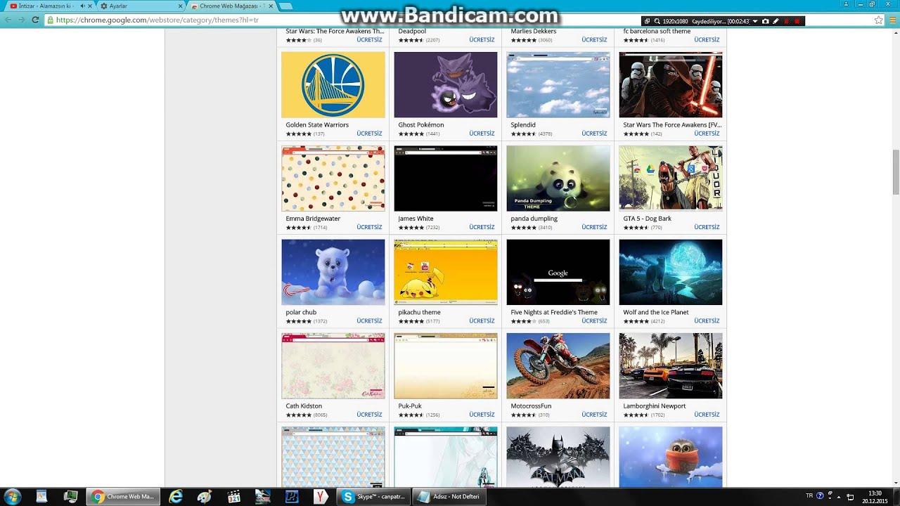 Google themes barcelona - Google Chrome Wallpaper Yapmak