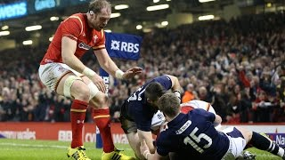 Official Extended Highlights - Wales 27-23 Scotland (Worldwide) | RBS 6 Nations