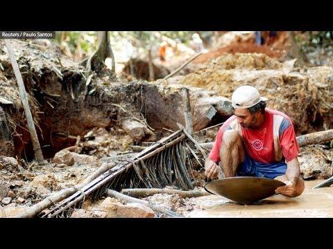 A Toxic Legacy: Gold Mining In Peru