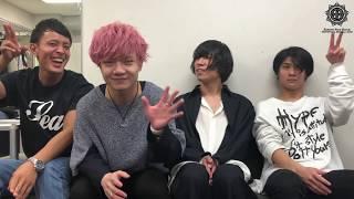RISING SUN ROCK FESTIVAL 2019 in EZO 感覚ピエロ ビデオメッセージ RS...