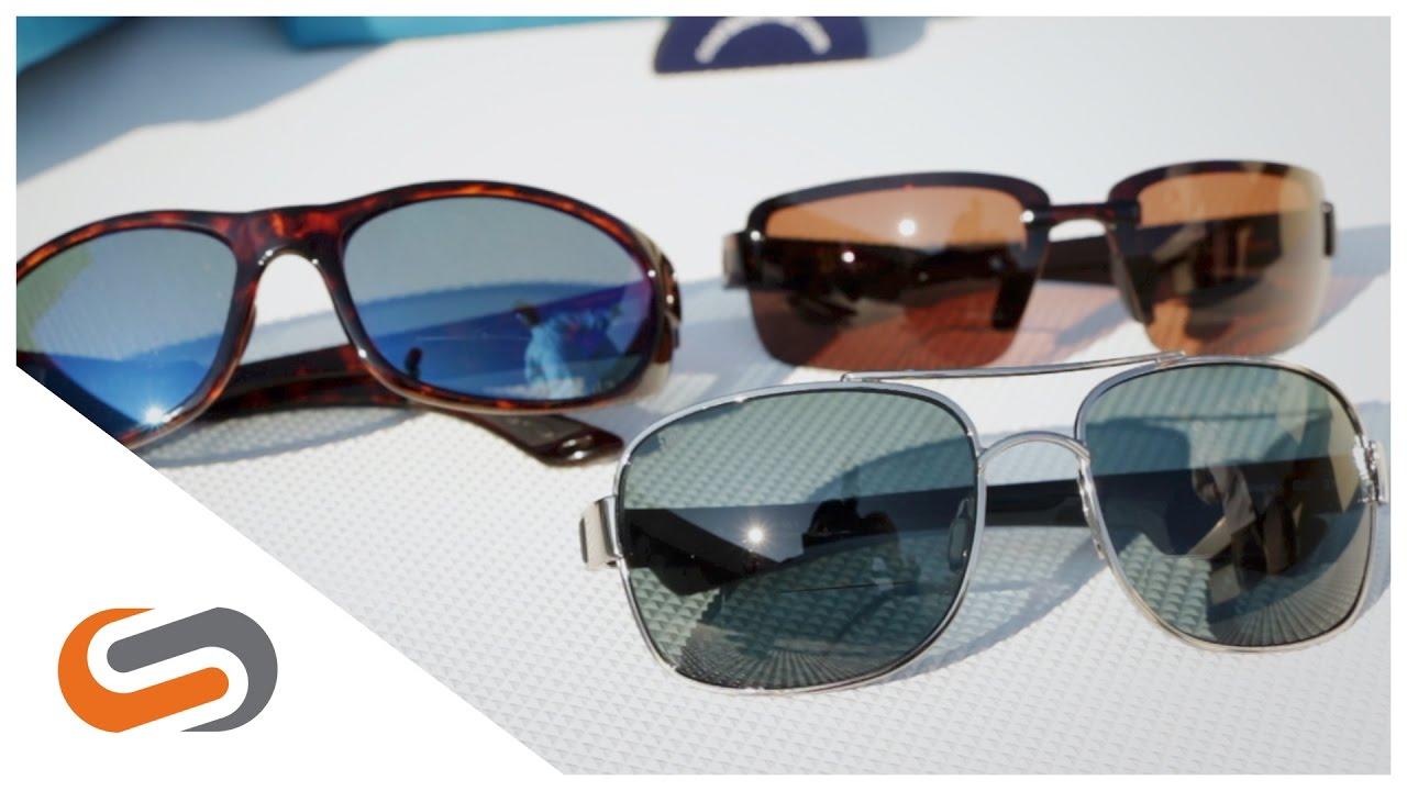Costa Readers: C-Mates No-Line Bifocal Reading Sunglasses | SportRx image