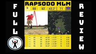 Rapsodo Mobile Launch Monitor (MLM) Unboxing and Full Review