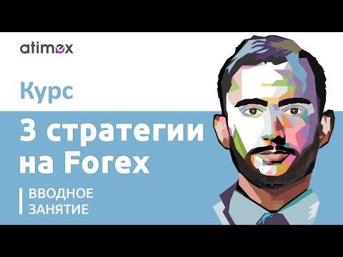 Стратегия торговли на Forex: 170% за 3 месяца. ( Фрагмент курса