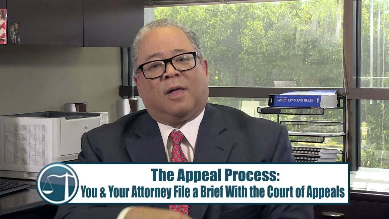 Appeal a Juvenile Dependency Case if Social Services Removed Your Kids --  CA Lawyer Vincent W  Davis