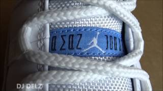 Air Jordan 11 XI Legend Blue Sneaker Ultimate HD Review + On Feet With @DjDelz