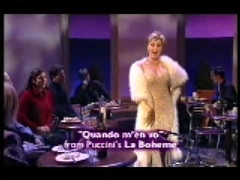 Lesley Garrett - Quando M'en Vo