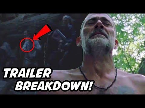 'Major Character BITTEN & Negan's Sacrifice!' The Walking Dead Season 10B Trailer Breakdown