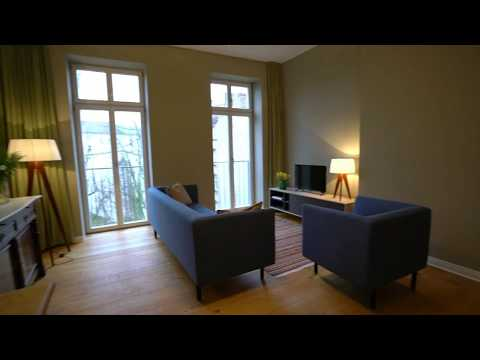 Furnished 2-Room Apartment for Rent in Berlin Mitte, Anklamer Str.