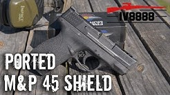 S&W Performance Center M&P 45 Shield