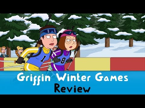 Family Guy S17E07 - 'The Griffin Winter Games' Review