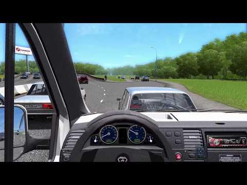 С ВОЕНКОМАТА НА ПОЛИГОН В City Car Driving + ИГРАЕМ НА РУЛЕ!! RP Задания