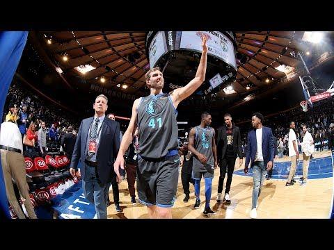 Vintage Dirk Nowitzki Lifts Mavs Over Knicks | New York Knicks Post Game Mp3