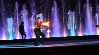 видео Цирк танцующих фонтанов «Аквамарин»