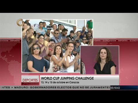 Deportes ecuestres en Caracas (PARTE 1/2)