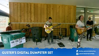 Guster's Dumpster Set Twitch Stream [8/14/2020]