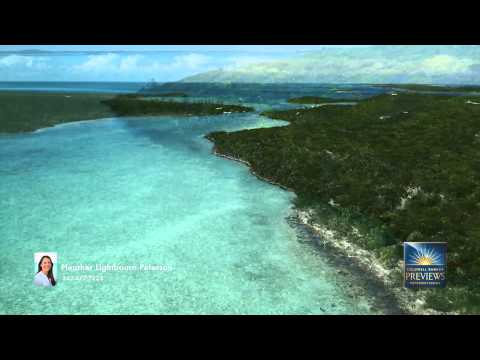 Big Darby Island, Exuma. Stunning private island in The Bahamas. An Investor's Dream.