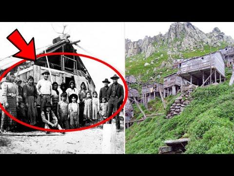 Куда исчезли жители целой деревни возле озера Ангикуни? В доме осталась еда и даже растопленная печь - Видео онлайн