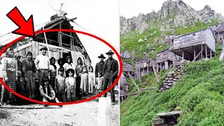 Загадка пропавшего поселения эскимосов на озере Ангикуни. В домах осталась еда и растопленные печи!