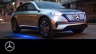 Mercedes-Benz Concept EQ: Electric Intelligence   SXSW 2018