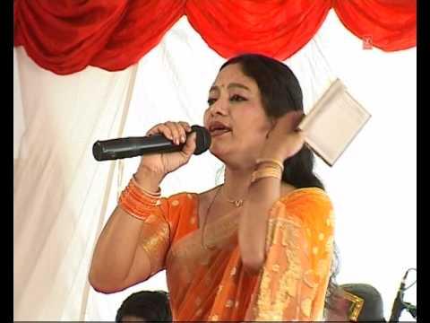 Chandna Mera Pahaad (Live Performance) - Hit Garhwali Video Meena Rana