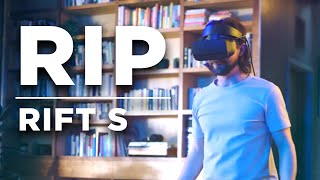 Facebook Discontinues The Oculus Rift S - RIP 2020